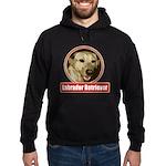 Labrador Retriever Hoodie (dark)