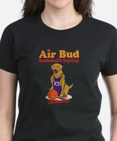 Air Bud Basketball Tee