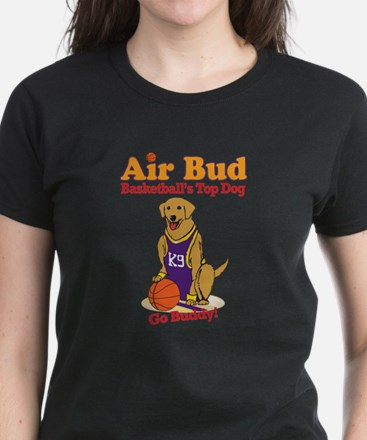 Air Bud Basketball Women's Dark T-Shirt