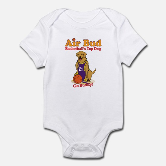 Air Bud Basketball Infant Bodysuit