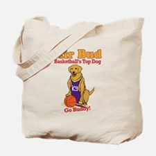 Air Bud Basketball Tote Bag