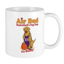 Air Bud Basketball Mug