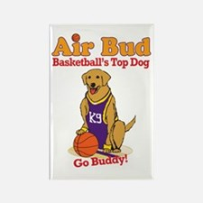 Air Bud Basketball Rectangle Magnet