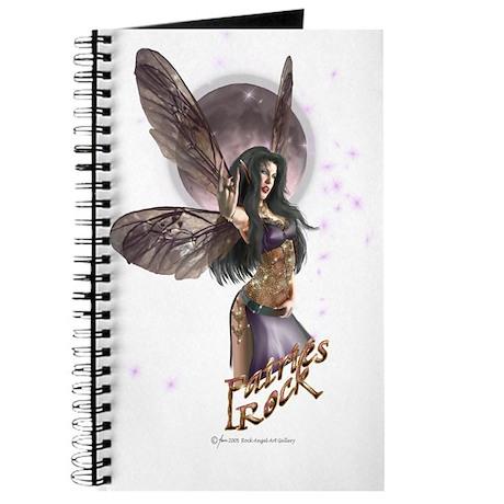 Fairies Rock! Journal