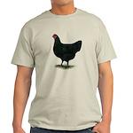 Jersey Giant: Black Hen Light T-Shirt