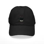 Jersey Giant: Black Hen Black Cap