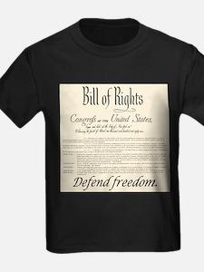 Bill of Rights T