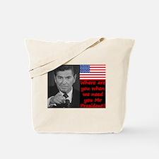 Cute Healthcare reform Tote Bag