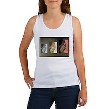 Standardbred Portrait Women's Tank Top