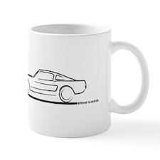 1964 65 66 Mustang Fastback Mug