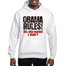 Obama Rules! Hoodie