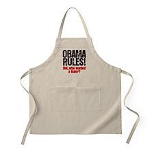Obama Rules! Apron