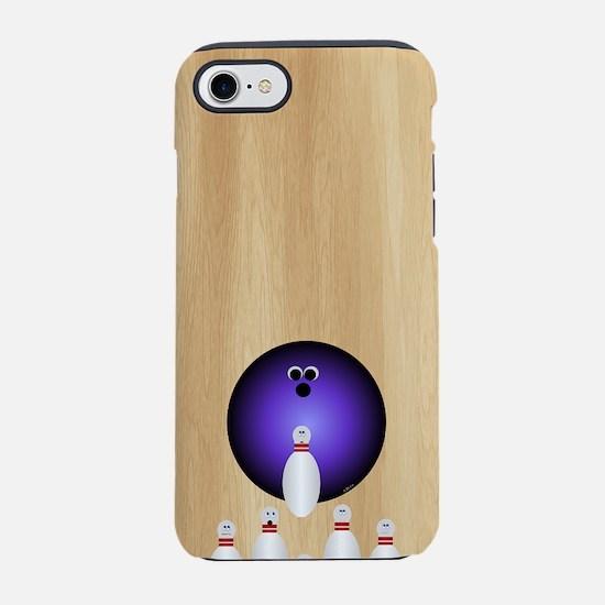 Lets Go Bowling Iphone 7 Tough Case
