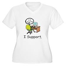 Cute Call center T-Shirt