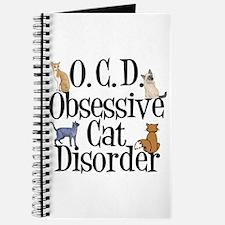 Obsessive Cat Disorder Journal