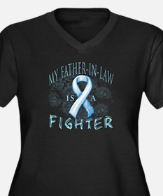 My Father-In-Law Is A Fighter Women's Plus Size V-