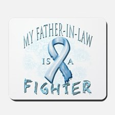 My Father-In-Law Is A Fighter Mousepad