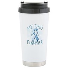 My Dad Is A Fighter Travel Mug
