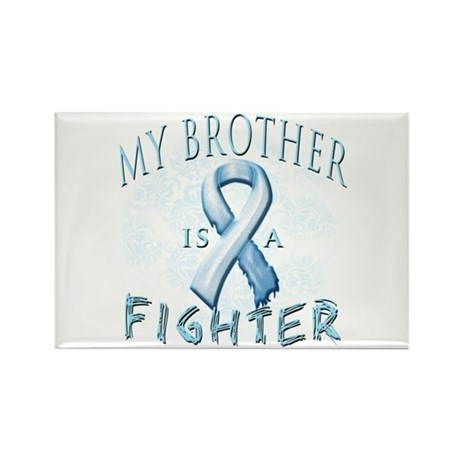 My Brother Is A Fighter Rectangle Magnet (100 pack