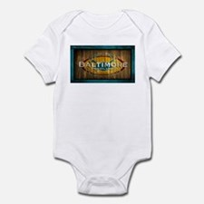 Baltimore Crab Infant Bodysuit