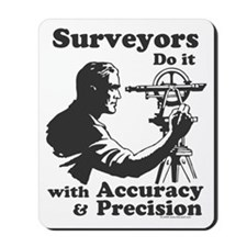 SurveyorsDoIt Mousepad