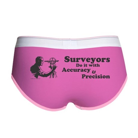 SurveyorsDoIt Women's Boy Brief