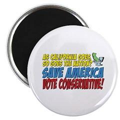 Save America, Vote Conservati Magnet