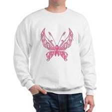 Fanciful Butterfly Sweatshirt
