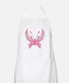 Fanciful Butterfly Apron