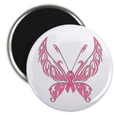 Fanciful Butterfly Magnet