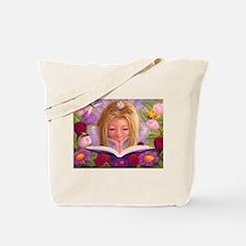 Princess Charlotte's Garden Tote Bag
