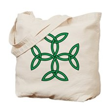 Triquetra Cross Reusable Shopping Bag