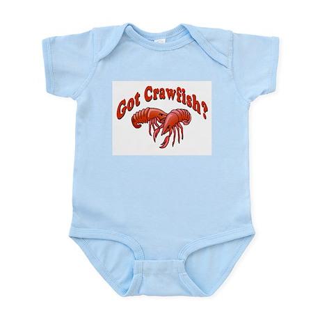 Got Crawfish Infant Creeper