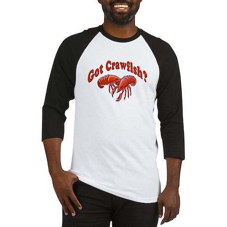 Got Crawfish Baseball Jersey