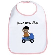 This is How I Roll Ride-on Ca Bib
