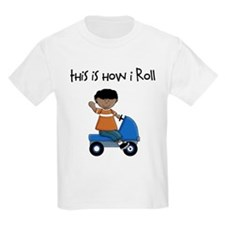 This is How I Roll Ride-on Ca T-Shirt