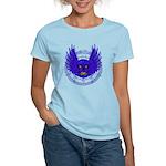 BLUE SKULL 13 Women's Light T-Shirt