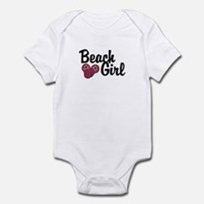 Beach Girl Infant Bodysuit