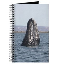 Journal-Whale (Gray)