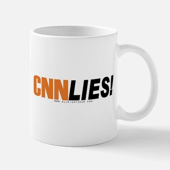 CNN Lies Mug