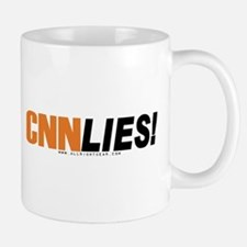 CNN Lies Small Small Mug