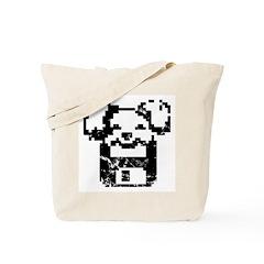 Fetch Vintage Tote Bag