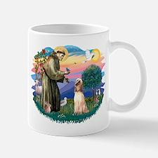 St Francis #2/ Afghan Hound Mug