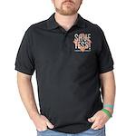 St Francis #2/ Airedale Organic Kids T-Shirt (dark