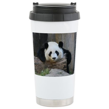Stainless Steel Travel Mug-Panda