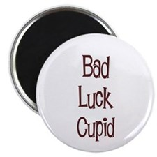 Bad Luck Cupid Magnet