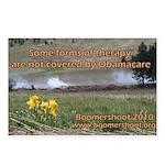 Boomershoot 2010 Postcards (Package of 8)