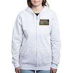 Boomershoot 2010 Women's Zip Hoodie
