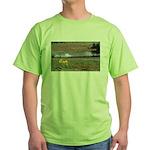 Boomershoot 2010 Green T-Shirt