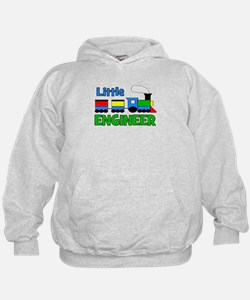 Little Engineer Trains! Hoodie